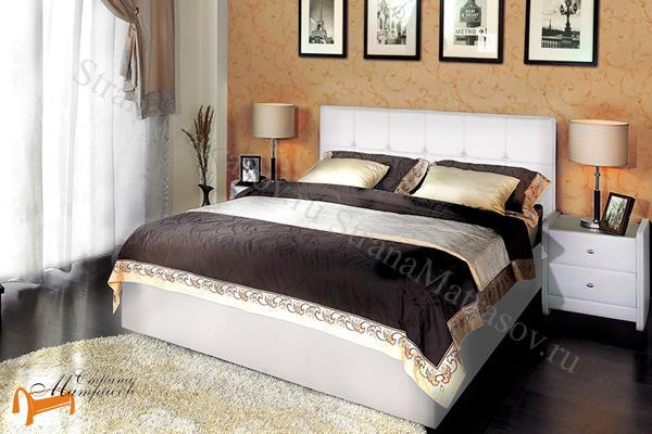 Кровать двуспальная без ножек