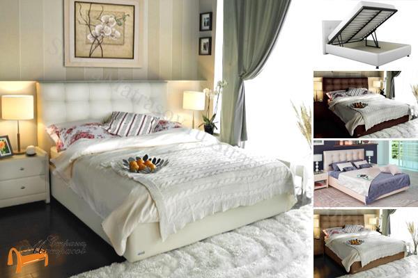 Кровать аскона  магазине