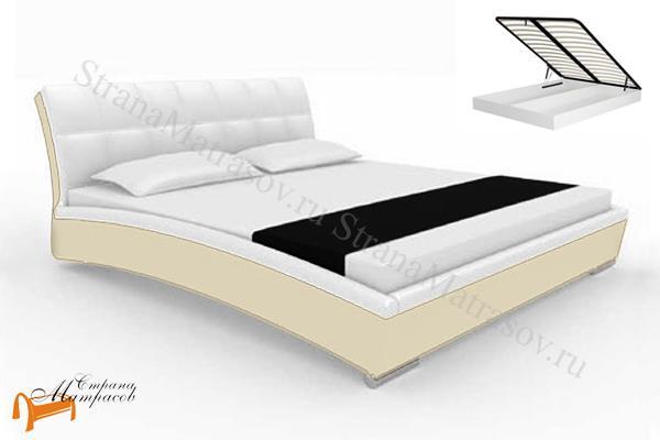 Кровать двуспальную с подъемным механизмом