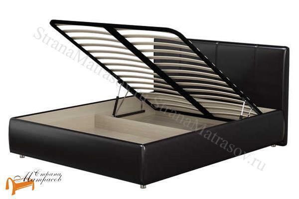 Икеа кровати двуспальные с матрасом  и подъемным механизмом