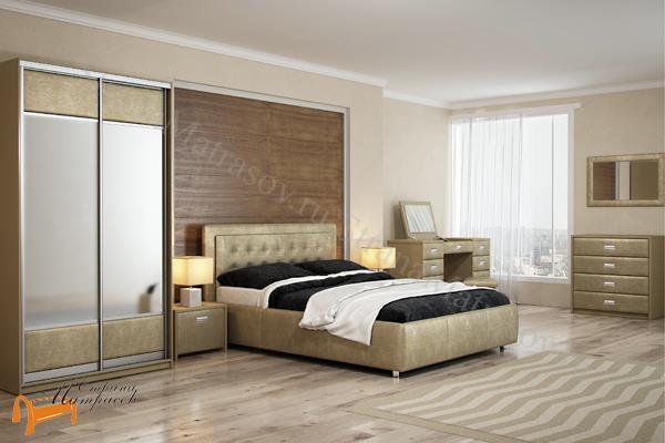 Купите в интернет-магазине кровати от производителя ОРМАТЕК! Наши кровати помогут Кровать-тахта с подъемным механизмом и необычными боковинами Размещенные в них Кровать (с боковым пм) Кровать с