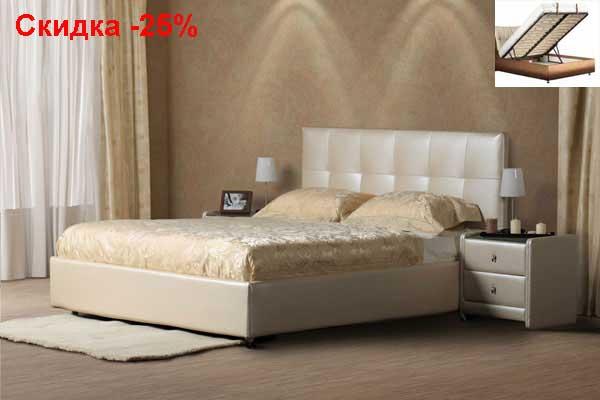 Кровати с подъемным механизмом  москва